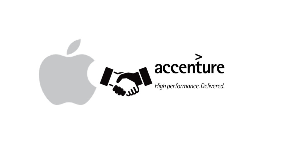 Accenture and Apple partner to create iOS business solutions