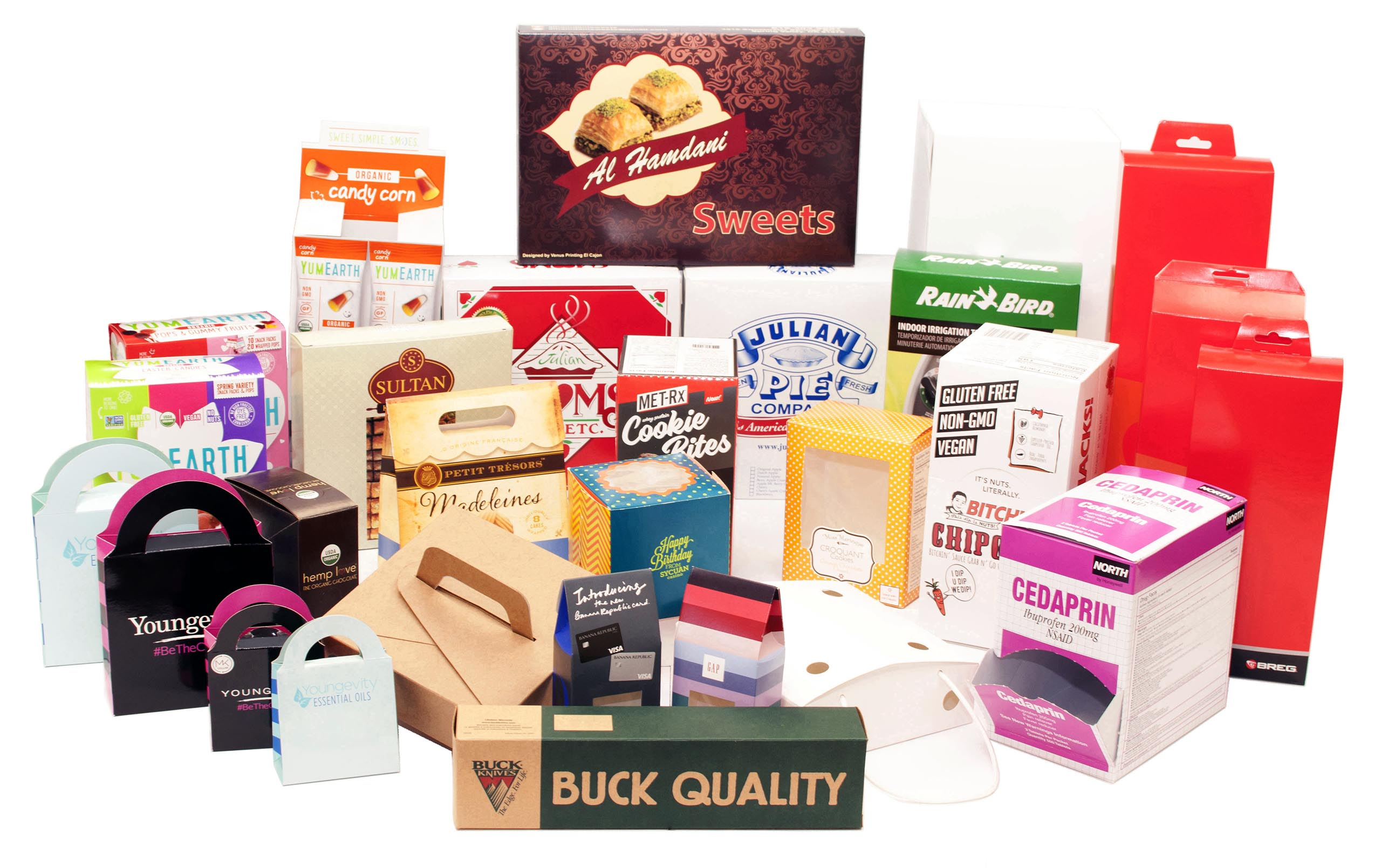 Custom Retail Packaging Influences Your Customers And Greatly Impacts Your Sales